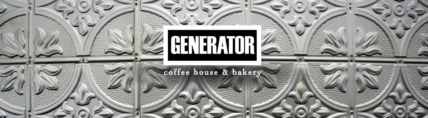Generator Historic Local Coffee Shop Garland Texas